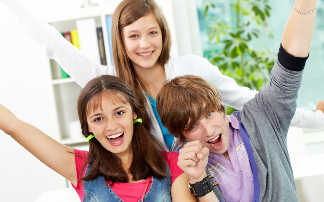 Do you have a proven idea to motivate all teenagers to share with the world?